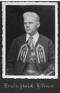 Erwin Haid